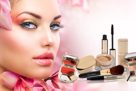 Czy wiesz, że Dolce & Gabbana produkuje również luksusowe kosmetyki do makijażu?