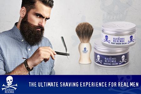 RECENZJA: The Bluebeards Revenge - powrót do tradycji w męskim goleniu. Tym razem przetestował kolega.