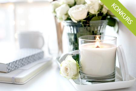 Zapachy do domu III.: Stulecie świec zapachowych